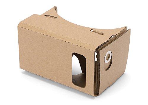 Google Cardboard(グーグル カードボード)|VRヘッドセット・価格・種類・対応スマホ・レビュー・口コミなど紹介