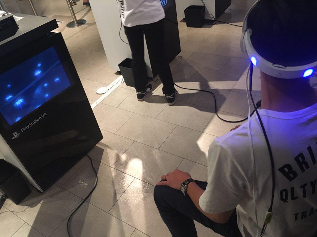 Playstation VR(プレイステーションVR/プレステVR)