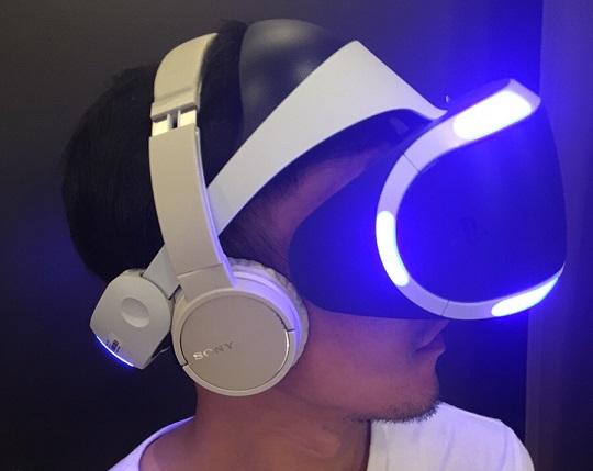 Playstation VR(プレイステーション VR)東京ジョイポリス特別体験会に行って来た!