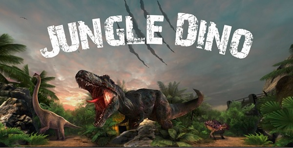 Jungle,Dino,VR,Oculus,rift