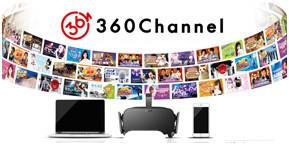 ハウステンボスVR「360channel」