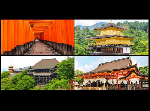 7 Best Places you should Visit in Kyoto(JAPAN)with the 360 ​​° VR video! !