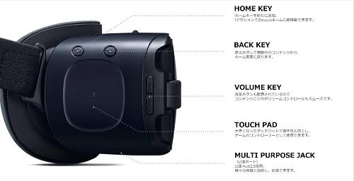 DMMのVRでおすすめのVRヘッドセット「Gear VR」