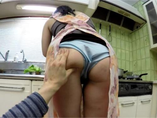 義母を抱きたいならアダルト(エロ)VR動画!?義母の母性をVRでリアルに感じよう!