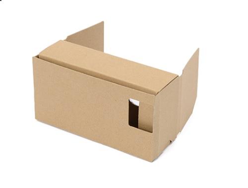 簡易型VRヘッドセット(ゴーグル)