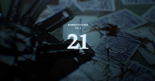 バイオハザード7追加コンテンツ「21」