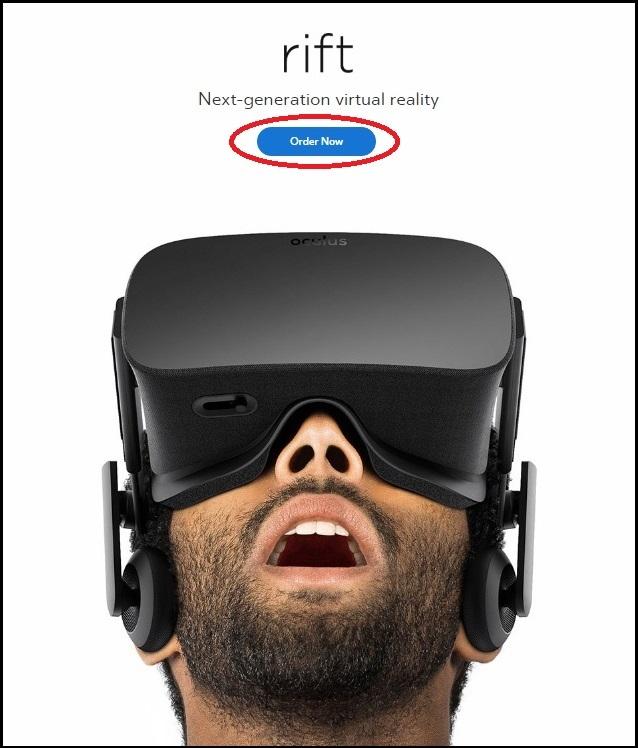 Oculus,rift,オキュラス,リフト,価格,購入,方法