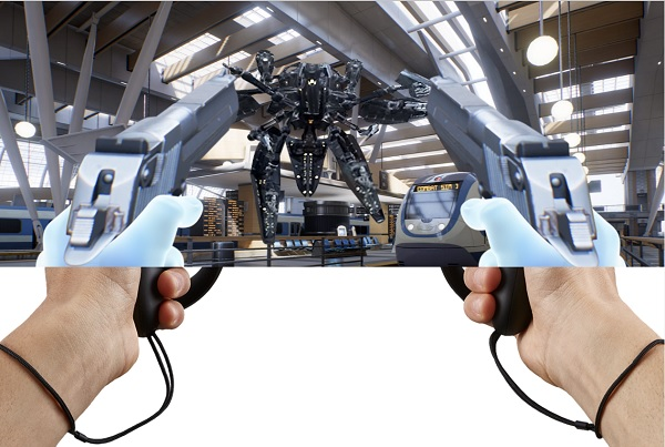 Oculus,touch,オキュラス,タッチ