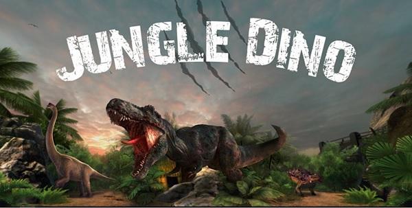 Jungle,Dino,VR,Oculus,rift
