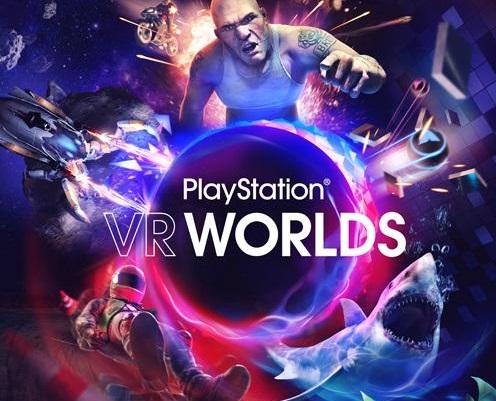 プレステVR初心者に最適!PlayStation VR WORLDS!5種類のVRゲームを楽しもう!