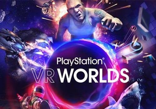 PlayStation VR WORLDS!プレステVR初心者に最適な5種類のVRゲームを楽しもう!