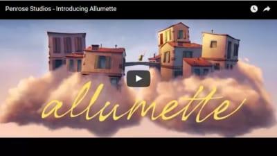 PSVR動画「Allumette」PV