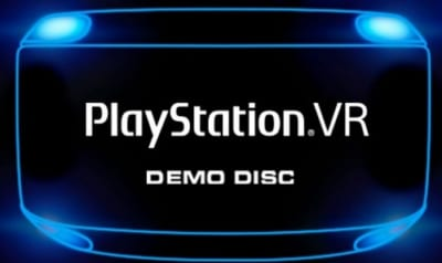 PlayStationVR Demo Sidc