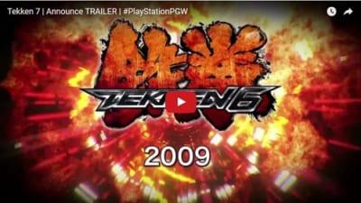 PSVRゲームソフト「鉄拳7」のPV
