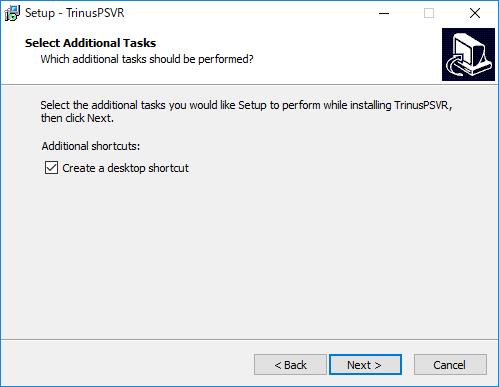PSVRをPCに接続する〜ツール準備編〜Trinus PSVRショートカット作成