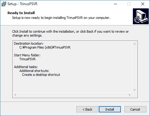 PSVRをPCに接続する〜ツール準備編〜Trinus PSVRインストール