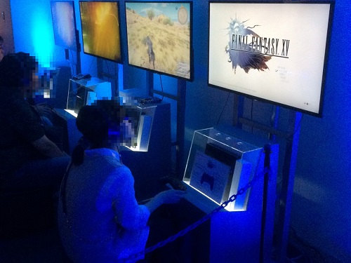 PlayStation祭,レポ,VR,プレステ