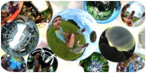 ハウステンボスVR「360度カメラで記念撮影」