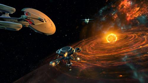 Star Trek: Bridge Crew(スタートレック ブリッジクルー)はVR専用