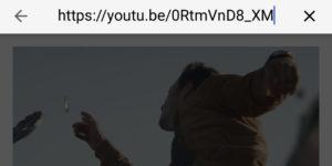URLでYoutubeのVR動画を検索