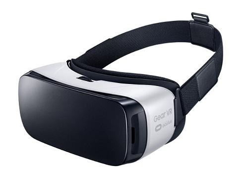 おすすめVRゴーグル「Gear VR」