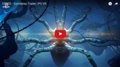 PSVRゲームソフト「DEXED」のPV