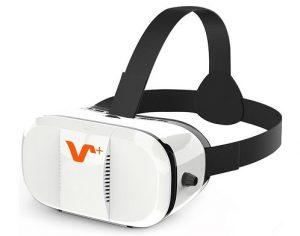 バランス型VRヘッドセット(ゴーグル)