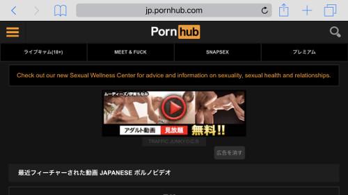 Pornhub(ポルノハブ)