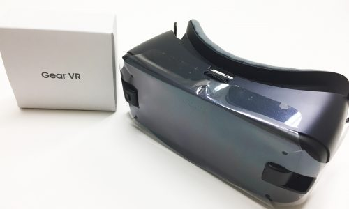 Galaxy S7 edgeを購入してGear VRプレゼントキャンペーンでGear VRをゲットしました!