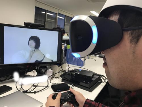 PSVRでDMMのVR動画を見る方法!PSVRで高品質VR動画を楽しもう!