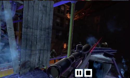 ゼロレイテンシーVR「ゾンビを狙撃」