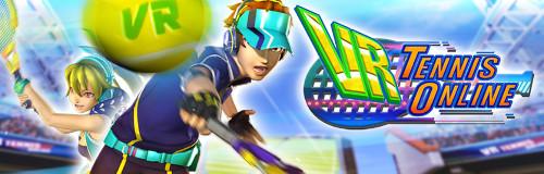 プレステVRおすすめゲーム「VR Tennis Online」