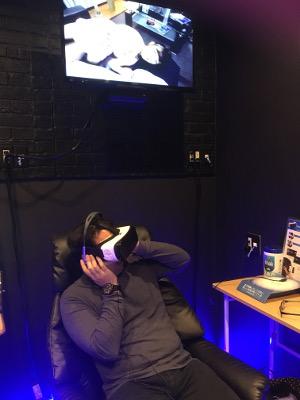自遊空間NEXT「VRスタジオ③」