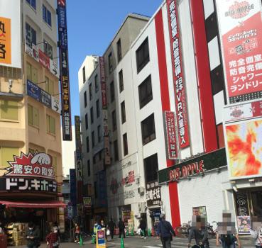 自遊空間NEXT蒲田西口店