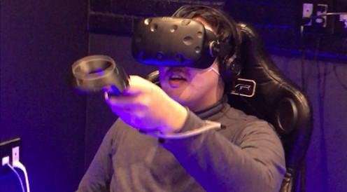 自遊空間NEXT「VRスタジオ②体験」