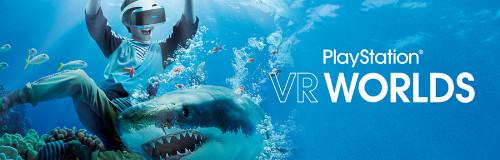 プレステVRおすすめ「PlayStationVR Worlds」