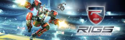 PSVRおすすめゲーム「RIGS」