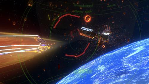 VRアプリゲーム「グラフィック」