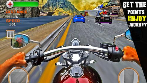 VRアプリゲーム「VR Crazy Bike」