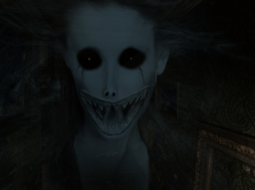 VRアプリゲーム「心霊現象」