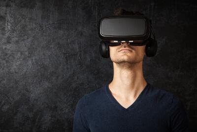 VRとヘッドホン