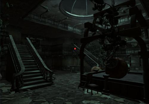 VRアプリゲーム「VRハンテッド」