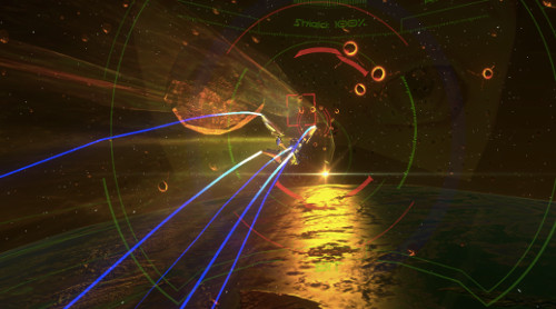VRアプリゲーム「Vanguard V 」