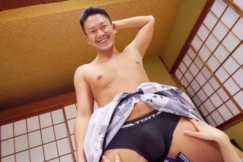 服部ハッチャンVR裸