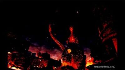 PSVRゲーム「シン・ゴジラ」