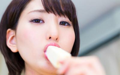 アイドルVR「朝比奈祐未アイスを食べる」