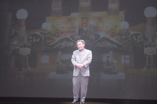 稲川淳二のお葬式VRの内容