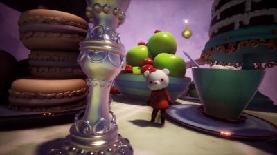 PSVR対応ゲーム「Dreams」