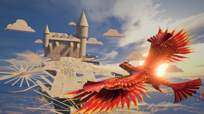PSVRゲームソフト「How We Soar」