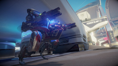 プレステVR対応「RIGS Mechanized Combat League」